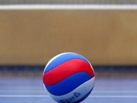 Volleybal training